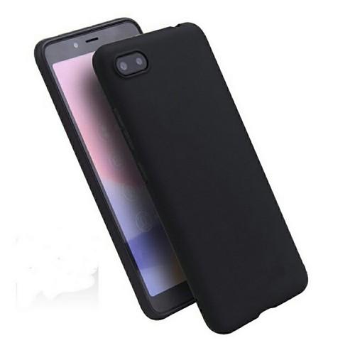Силиконовый чехол Xiaomi Mi4c (черный)