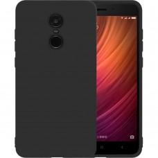 Силикон iNavi Color Xiaomi Redmi Note 4x (черный)
