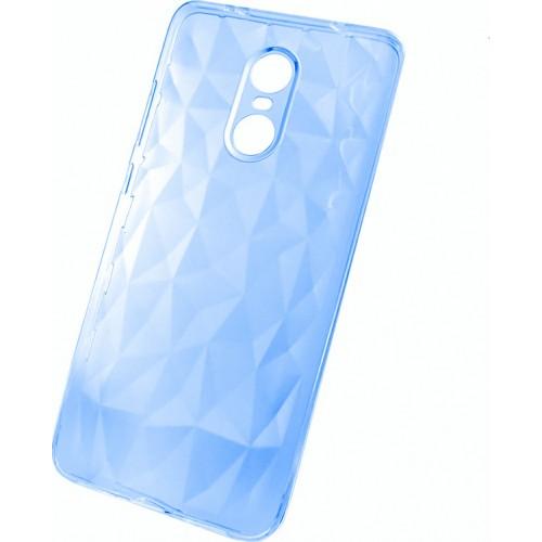 Силикон Prism Case Xiaomi Redmi Note 4x (синий)