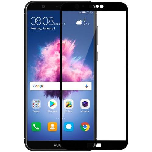 Стекло 3D Huawei P Smart Black