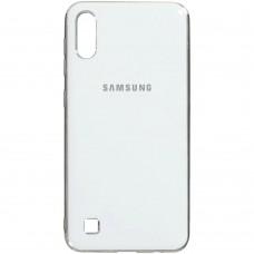 Силиконовый чехол Zefir Case Samsung Galaxy A10 (2019) (Белый)