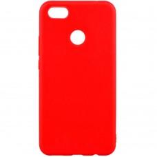 Силиконовый чехол Multicolor Huawei Nova 2 (красный)