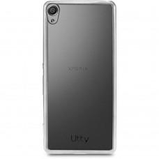 Чехол Utty UltraThin Sony Xperia XA F3112 (прозрачный)