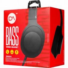 Наушники-гарнитура Marvo CA Bass DM0014 Bluetooth (Чёрный)