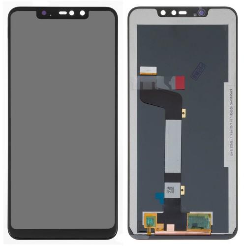 Дисплейный модуль Xiaomi Redmi Note 6 Pro (Black)