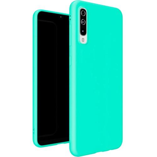 Силикон iNavi Color Samsung Galaxy A30s / A50 / A50s (2019) (Бирюзовый)