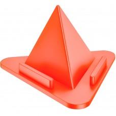 Держатель для смартфона Пирамида (Коралловый)