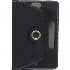 Чехол-книжка Universal Flat Leather Pad 10 (Чёрный)