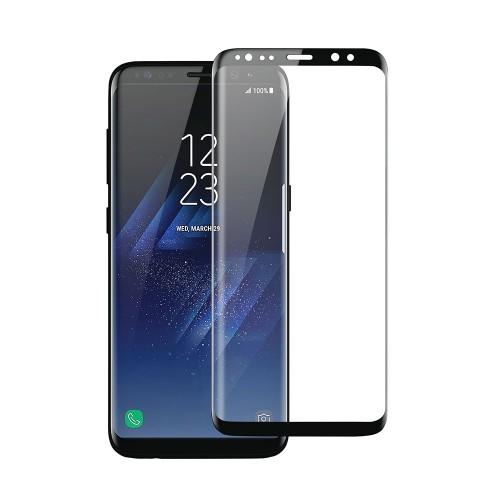 Стекло 3D Samsung Galaxy S9 / S8 Black