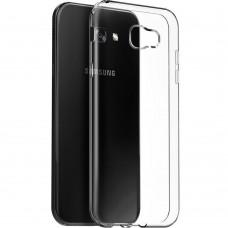 Силикон WS Samsung Galaxy A5 (2017) A520 (Прозрачный)