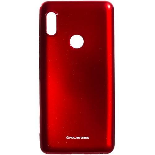 Силикон Molan Shining Xiaomi Redmi Note 5 / Note 5 Pro (Красный)