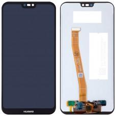 Дисплейный модуль Huawei P20 Lite (ANE - L21 ANE - LX19) (Black)