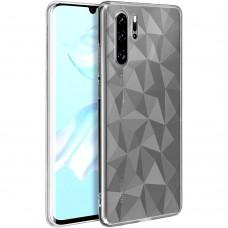 Силикон Prism Case Huawei P30 Pro (прозрачный)
