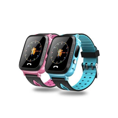 Детские смарт-часы Smart Baby Watch V5F (Blue)