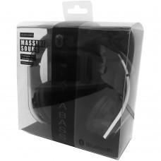 Наушники-гарнитура Extra Bass Bluetooth (Чёрный)