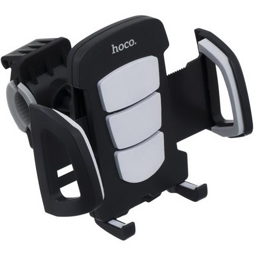 Держатель для велосипеда Hoco CA14 (Чёрно-Серый)