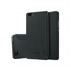 Чехол-книжка Nillkin Sparkle Huawei P8 Lite (черный)
