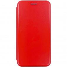 Чехол-книжка Оригинал Samsung Galaxy A12 (2020) (Красный)