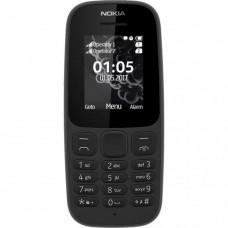 Мобильный телефон Nokia 105 Dual Sim (2019) (Black)