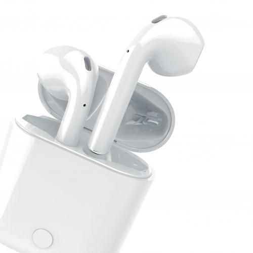 Гарнитура Moxom MX-WL01S Bluetooth (White)