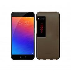 Силикон Original Meizu Pro 7 Plus (Black)