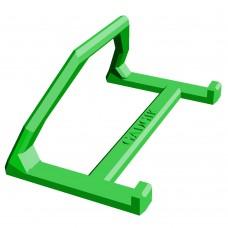 Держатель настольный для планшета Tablet Stand (Трапеция, Зелёный)
