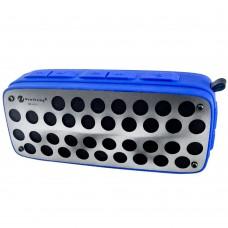 Портативная акустика NewRixing NR-4011 (Blue)