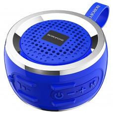 Портативная акустика Borofone BR2 (Синий)