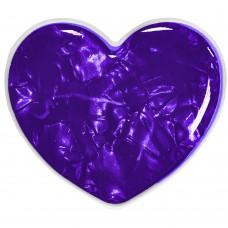 Холдер Popsocket Marble Heart (Фиолетовый)