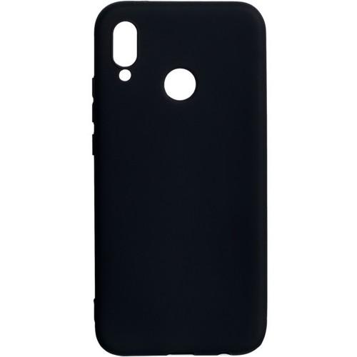 Силикон Graphite Huawei P20 Lite (Чёрный)