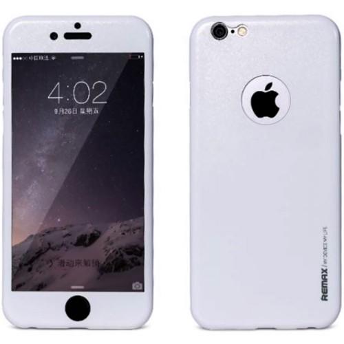 Чехол Remax Slim Skin 360 Apple IPhone 6 / 6s (Space Grey)