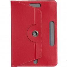 Чехол-книжка Universal Flat Leather Pad 10 (Красный)