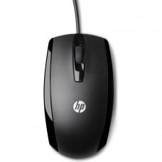 Мышь проводная HP X-500 (Чёрный) (уценка) 1 категория