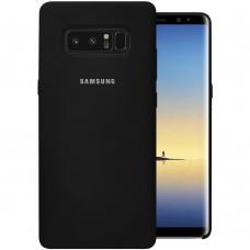 Силикон Original Samsung Galaxy Note 8 (Black)