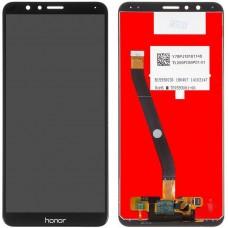 Дисплейный модуль Huawei Honor 7X (BND-L21) (Black)