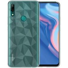 Силиконовый чехол Prism Case Huawei P Smart Z (Прозрачный)