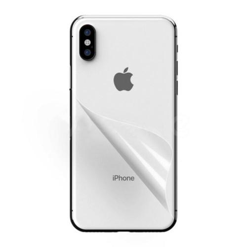 Защитная пленка Soft TPU Apple iPhone XR (на заднюю сторону)
