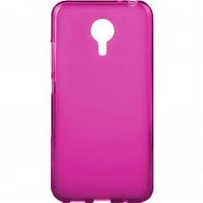 Силикон Original Meizu M5 Note (Pink)