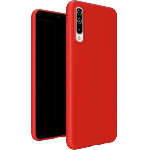 Силикон iNavi Color Samsung Galaxy A30s / A50 / A50s (2019) (Красный)