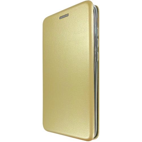 Чехол-книжка Оригинал Huawei P Smart (2019) / Honor 10i (Золотой)