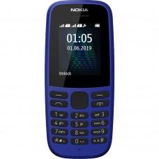 Мобильный телефон Nokia 105 Dual Sim (2019) (Blue)
