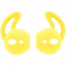 Амбюшуры для Apple Airpods (Жёлтый)