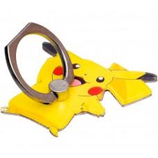 Кольцо для телефона Pikachu (Жёлтый)