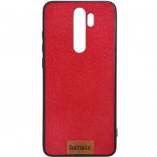 Силикон Remax Tissue Xiaomi Redmi Note 8 Pro (Красный)