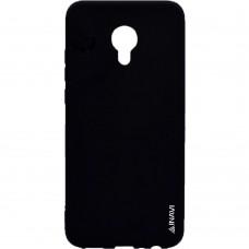 Силиконовый чехол iNavi Color Meizu M5 Note (Черный)