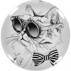 Холдер Popsocket Smile (Cat with glasses, Y99)