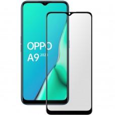 Стекло 5D Japan HD Oppo A9 (2020) Black