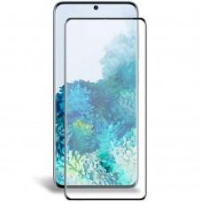 Защитное стекло для Samsung Galaxy S20 Plus Black