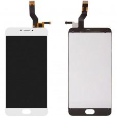 Дисплейный модуль Meizu M3 Note (L681) (White)