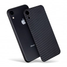 Пленка Carbon Back Apple iPhone 5 / 5s / SE Black